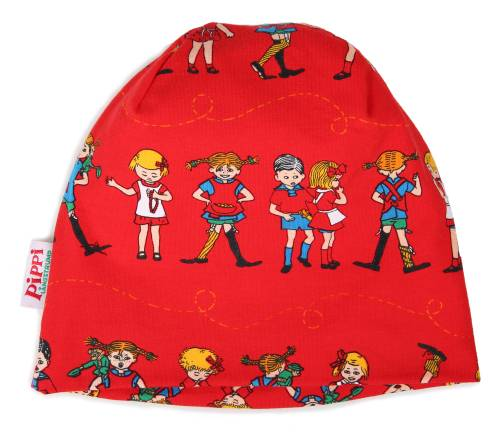 Hat Pippi and her friends, red in the group Clothes / Accessories / Hats at Astrid Lindgrens Värld (73076126)