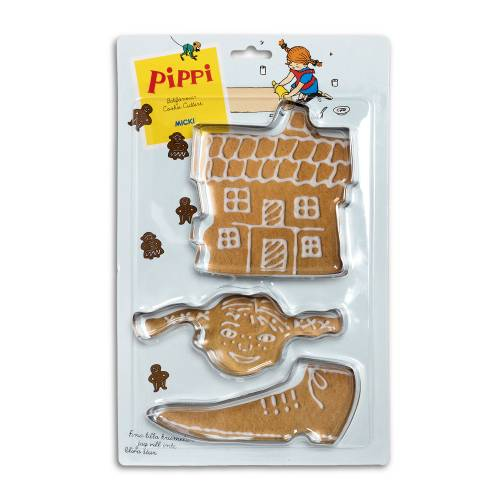 Biscuit cutters Pippi in the group Home / Baking at Astrid Lindgrens Värld (7315624437860)