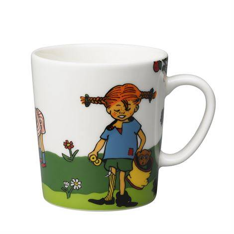 Mug Thing-finders 30cl in the group Characters  / Pippi Longstocking at Astrid Lindgrens Värld (7320062100986)
