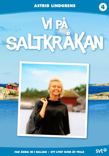 Saltkråkan part 4 (in Swedish) in the group Characters  / Seacrow Island  at Astrid Lindgrens Värld (7332421047375)