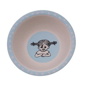 Bowl bamboo Pippi Longstocking