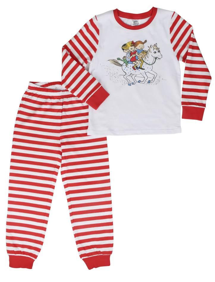 Pyjamas Pippi och vännerna i gruppen Kläder   Sovplagg hos Astrid Lindgrens  Värld (73035092) a7840fd933548